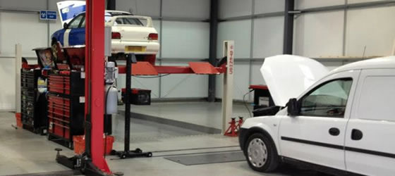 MOT services available at Haynes Vehicle Services