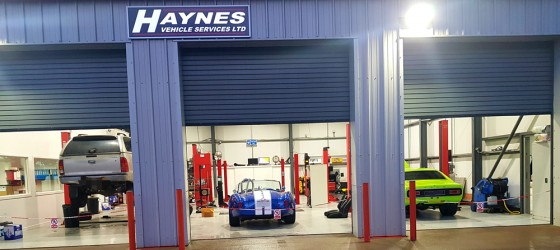 Haynes Vehicle Workshop